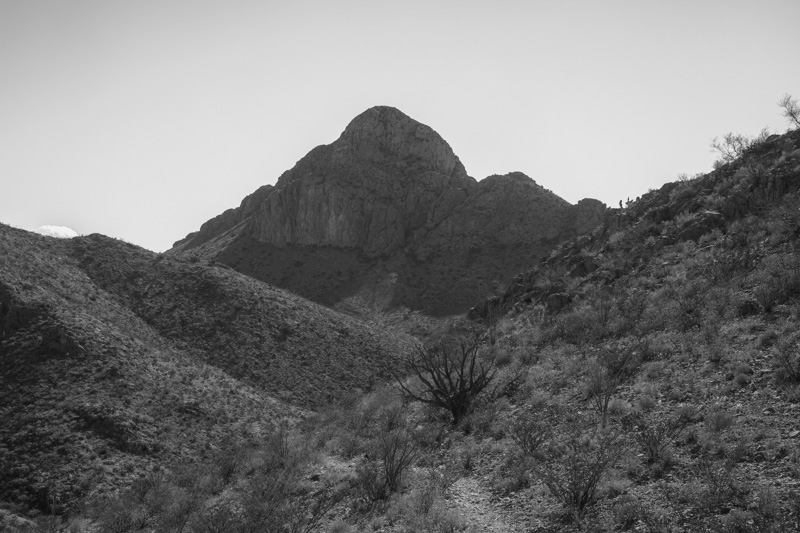 Granite Peak, in Southwestern New Mexico.